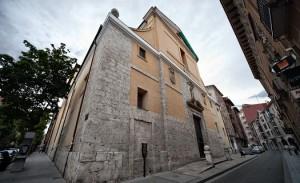 La primera iglesia de Valladolid fue la de San Pelayo, hoy de San Miguel.