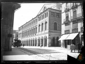 El Teatro Calderón a principios del siglo XX