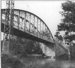 puente colgante 1916