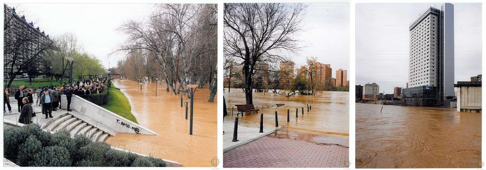 Inundación del año 2001