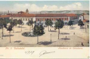 El Octógono de Valladolid