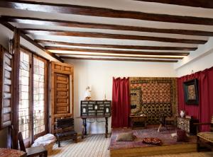 interior casa cervantes valladolid
