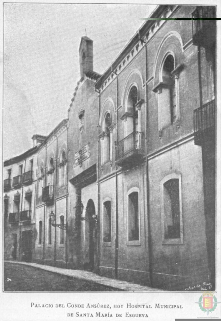 Palacio del Conde Ansúrez