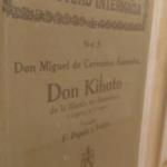 Don Kihoto, 'Don Quijote' en esperanto