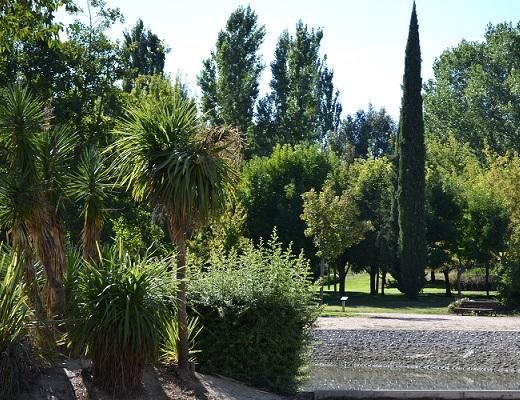 Jardín botánico de La Victoria