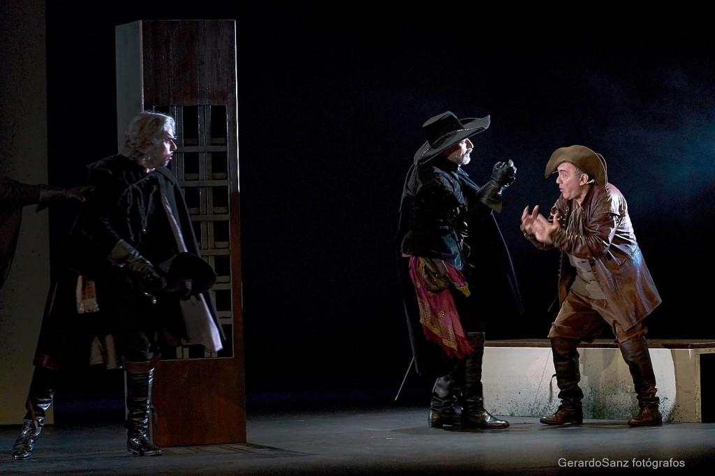 Noviembre Teatro - El caballero de Olmedo