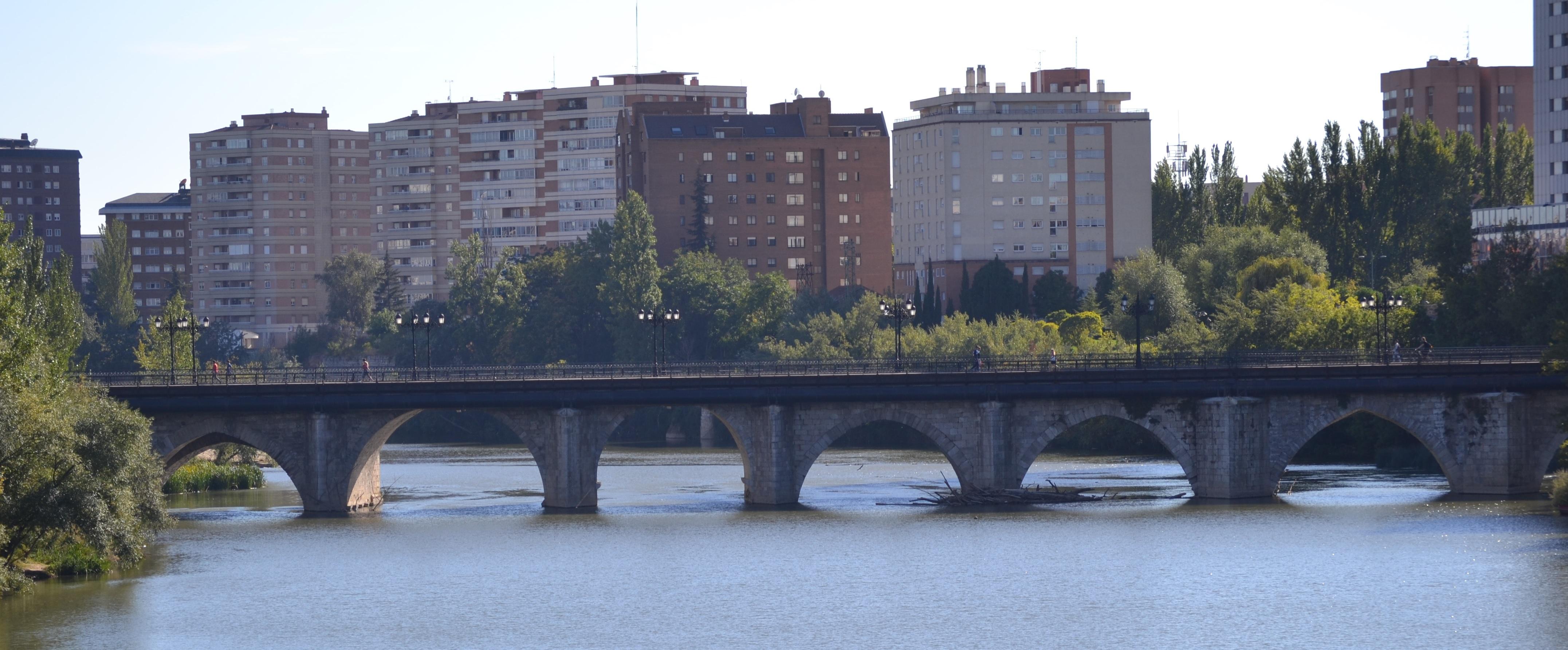 Arcos del Puente Mayor