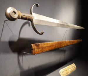 espada conde ansurez