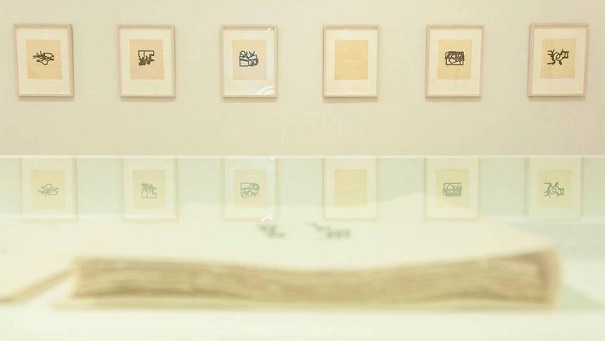 Exposición Eduardo Chillida