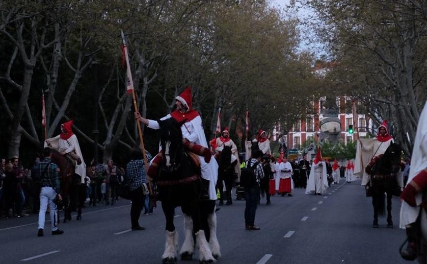 Pregón de las Siete Palabras. Semana Santa de Valladolid.