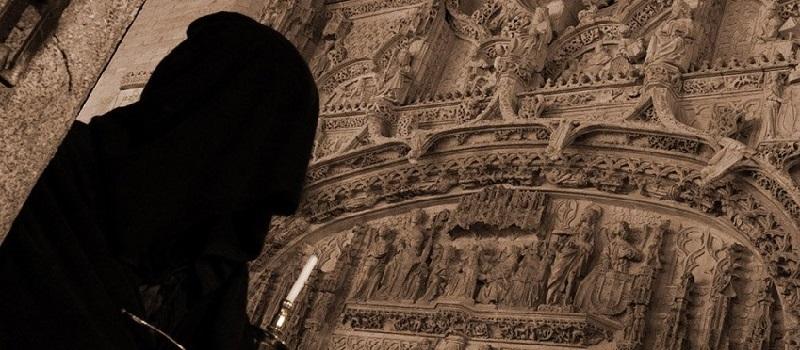 Imagen de la visita teatralizada nocturna 'Fantasmas' en Valladolid