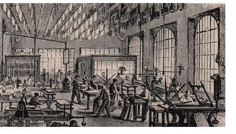 La imprenta en Valladolid. Cinco siglos de tipografía. - Blog Cultura y  Turismo