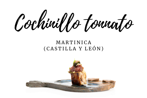 Cochinillo tonnato