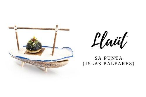 Tapa Llaüt - Sa Punta (Islas Baleares)
