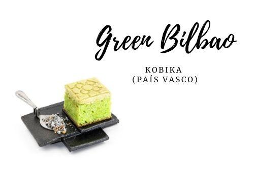 Tapa Green Bilbao - Kobika (País Vasco)