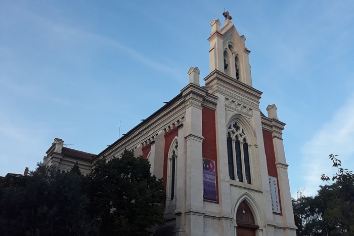 Iglesia de la Pilarica
