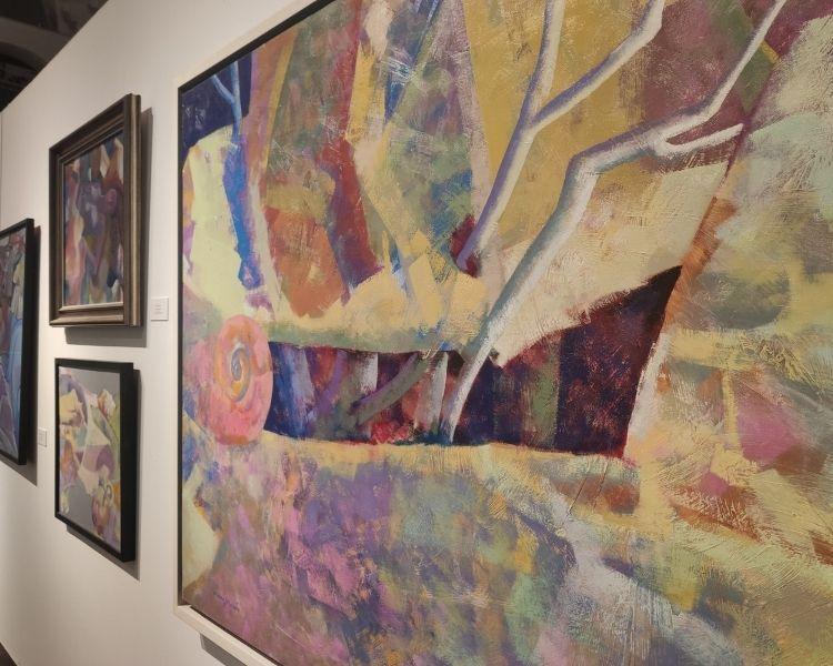 La pintura de Mery Maroto II