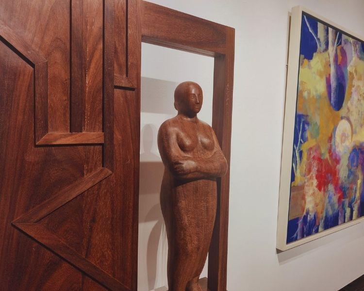 La escultura de Mery Maroto I