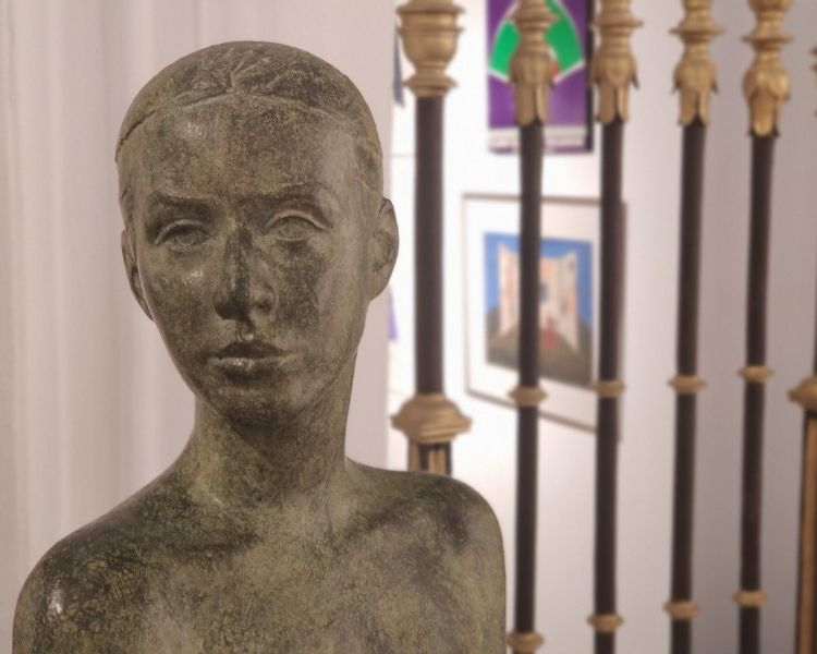 La escultura de Mery Maroto II