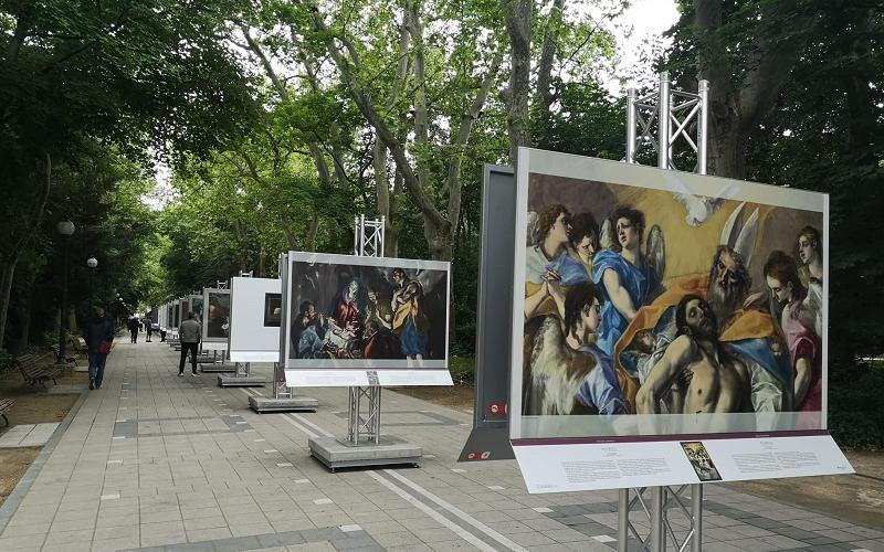El Prado en el Campo Grande 2