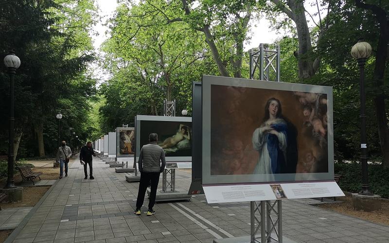 El Prado en el Campo Grande 3