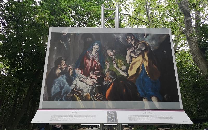 El Prado en el Campo Grande 6
