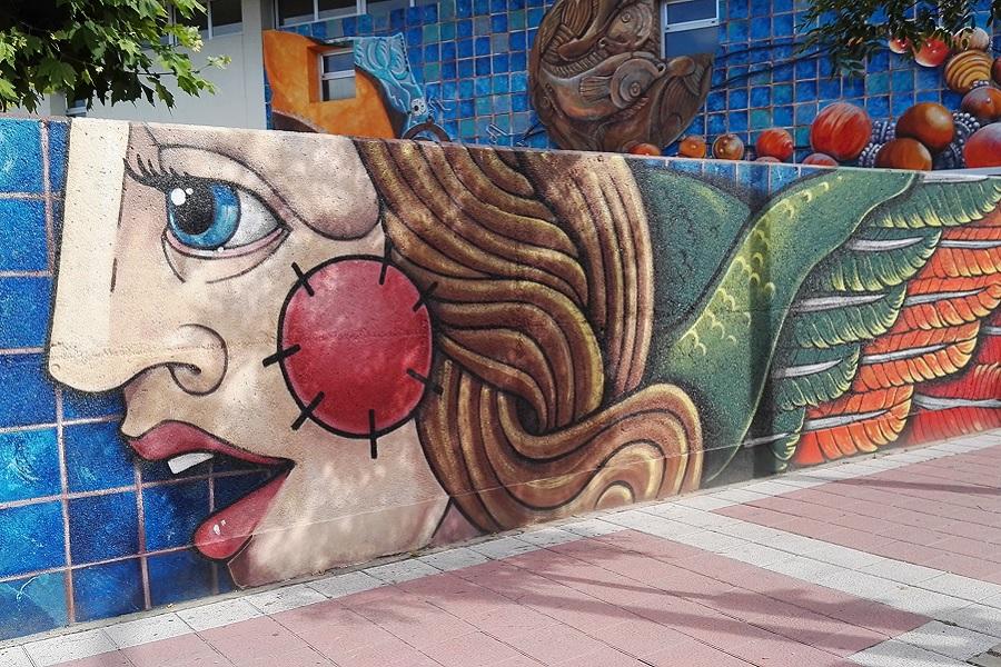 Mural de CEARCAL