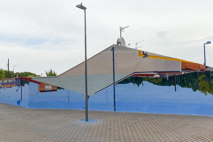 mural barrio españa 2020
