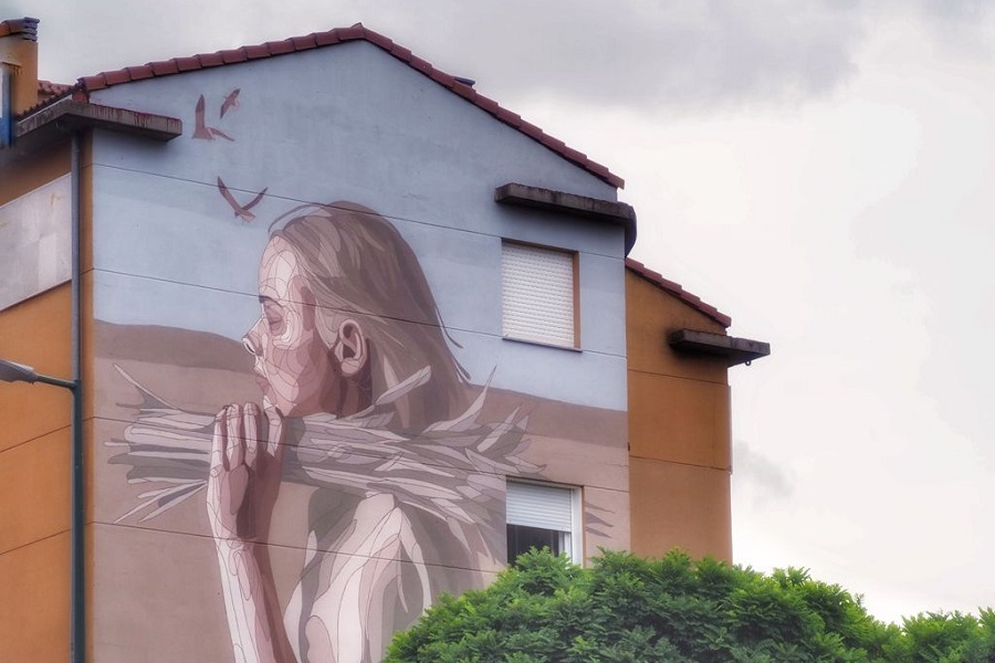mural costa dorada