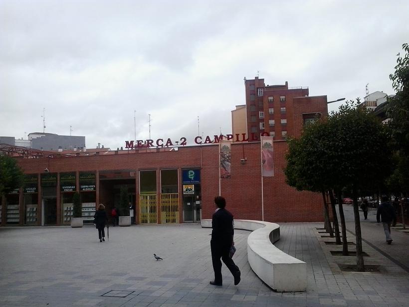 No hay imagen disponible de Mercado El Campillo