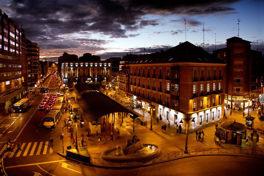 No hay imagen disponible de Mercado de la Marquesina de plaza de España