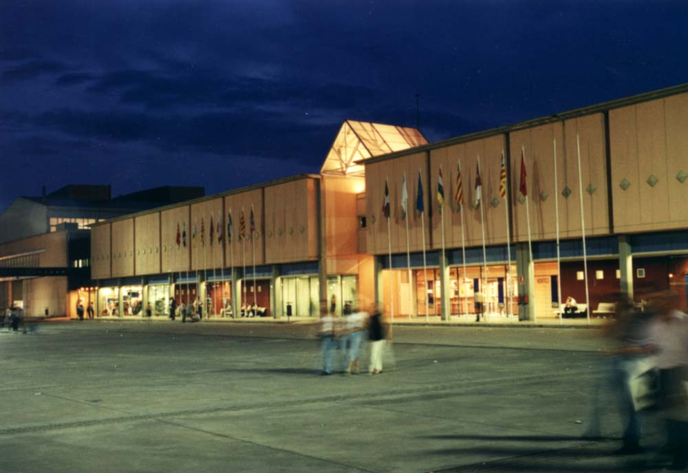 No hay imagen disponible de Centro de Congresos de Valladolid