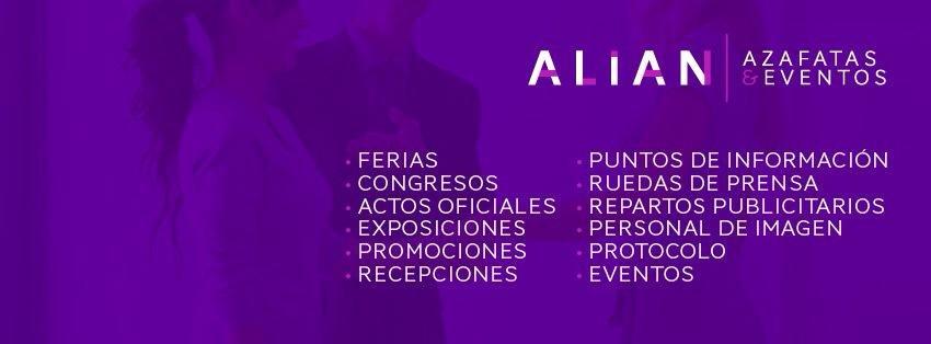 No hay imagen disponible de Alian Eventos