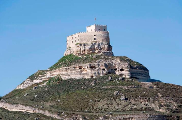 No hay imagen disponible de Residencia Real Castillo de Curiel Curiel Castle Royal Residence