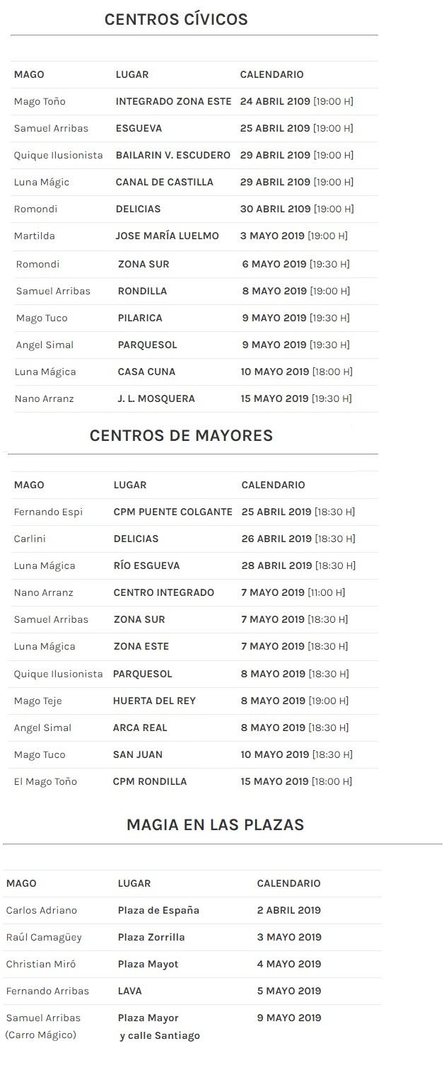 Calendario Numeros Grandes Septiembre 2019.Calendario De Eventos Portal De Cultura Y Turismo De