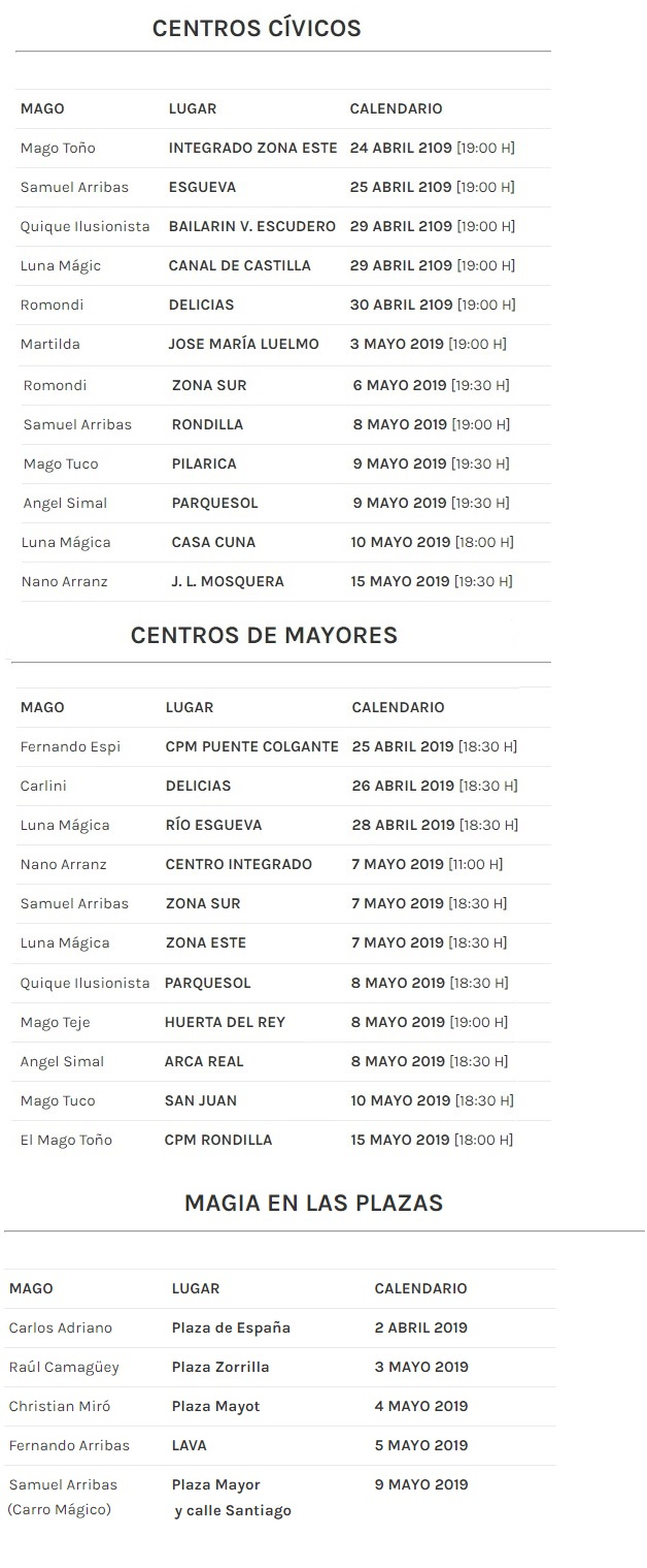 Calendario Bolsa Familia 2019 Final 9.Calendario De Eventos Portal De Cultura Y Turismo De