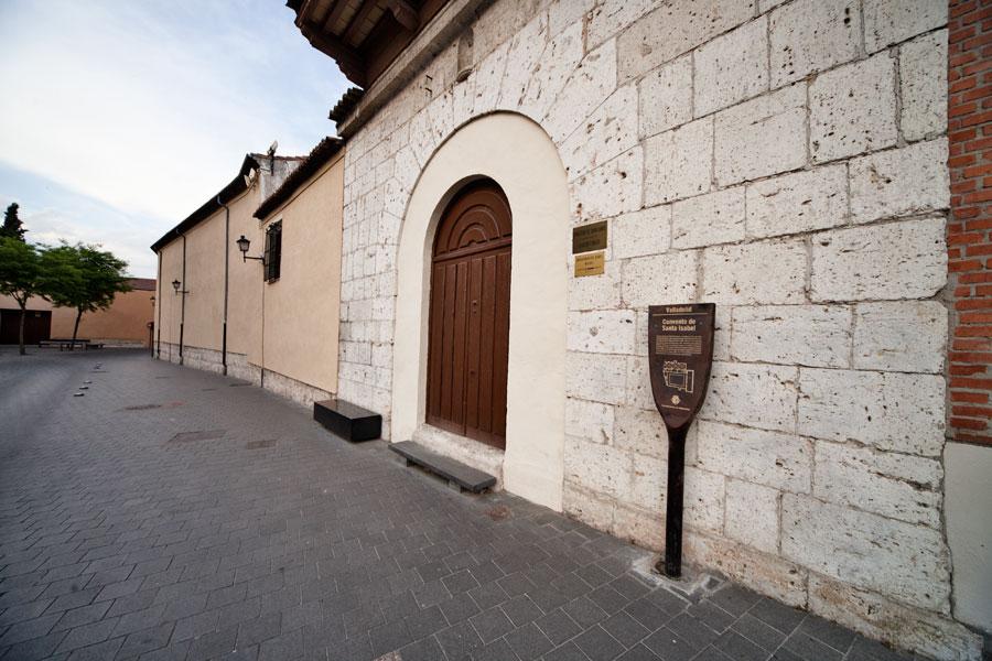 No hay imagen disponible de Museo del Monasterio de Santa Isabel
