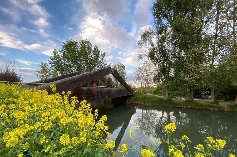 No hay imagen disponible de Canal de Castilla