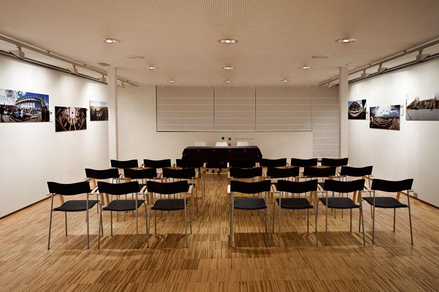 No hay imagen disponible de Sala de exposiciones de la Oficina de Turismo de Valladolid