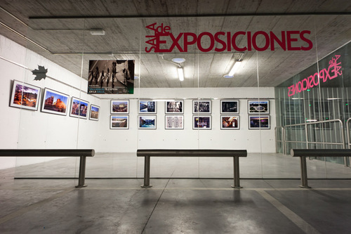 No hay imagen disponible de Exhibition Hall of the Millennium Square