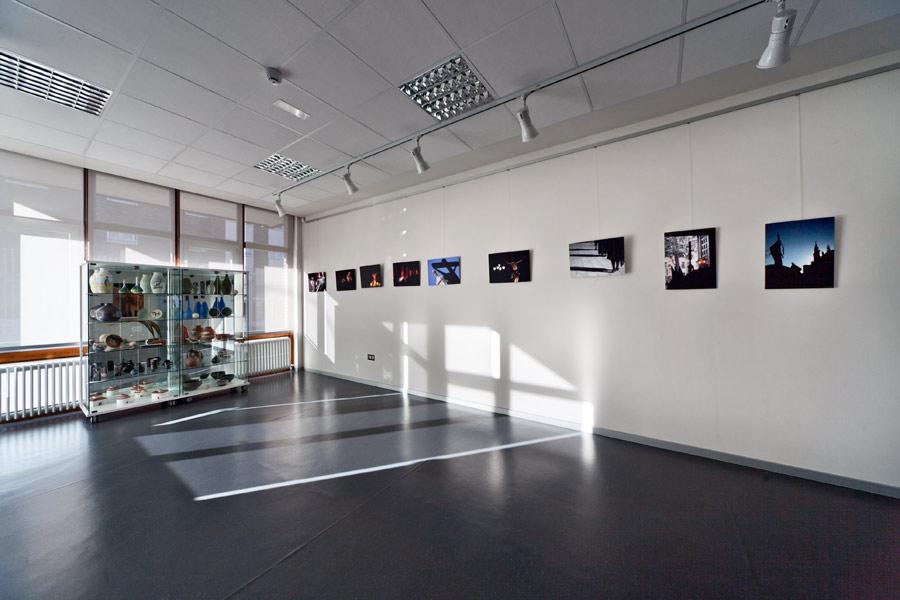 No hay imagen disponible de Salle d´expositions du C.C. Casa Cuna