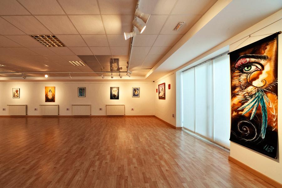 No hay imagen disponible de Sala de exposiciones del C.C. José Luis Mosquera