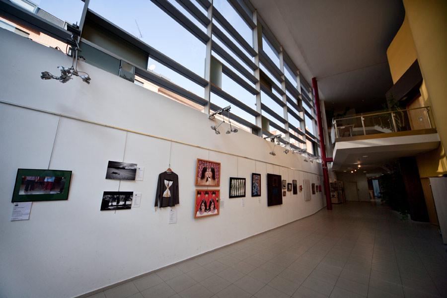 No hay imagen disponible de Salle d´expositions du C.C. Bailarín Vicente Escudero