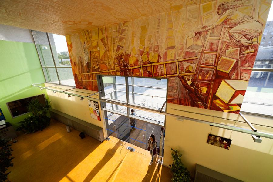 No hay imagen disponible de Sala de exposiciones del C.C. Zona Este