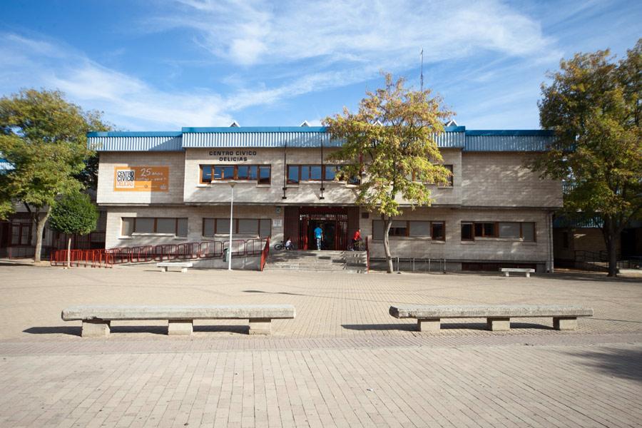 No hay imagen disponible de Delicias community center