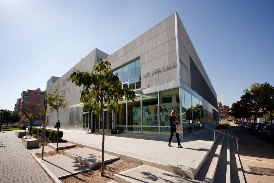 No hay imagen disponible de José María Luelmo Centre communautaire