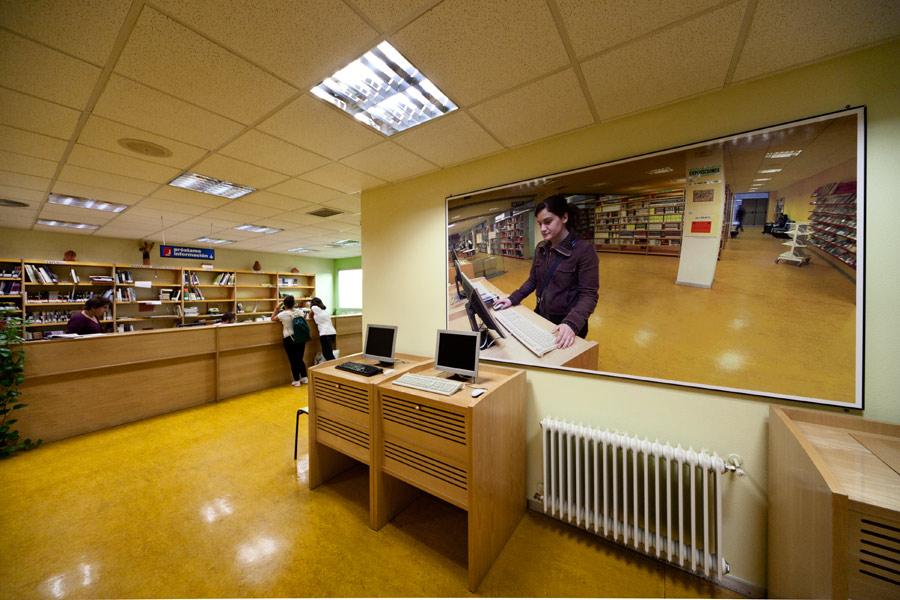 No hay imagen disponible de Biblioteca Adolfo Miaja de la Muela