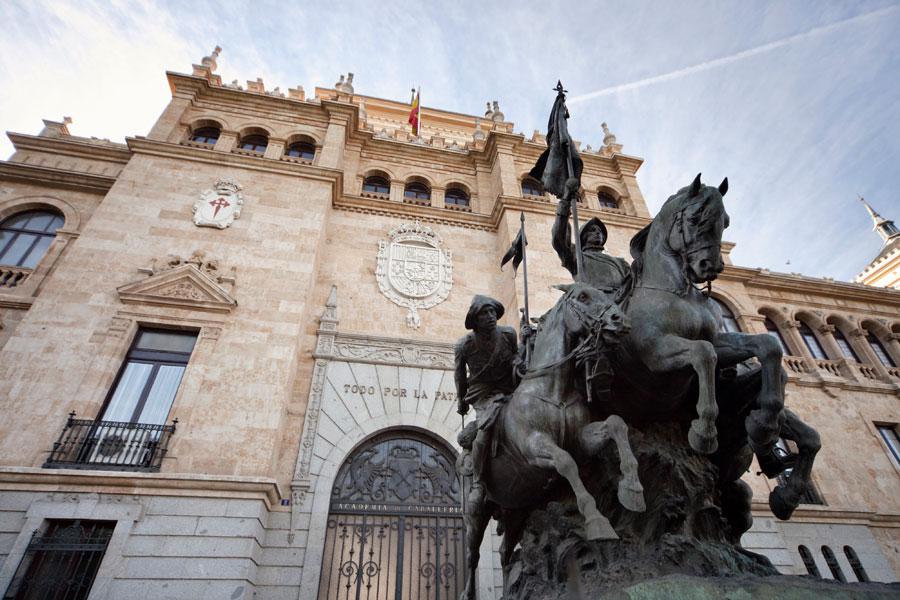 No hay imagen disponible de Monumento a los Cazadores de Alcántara