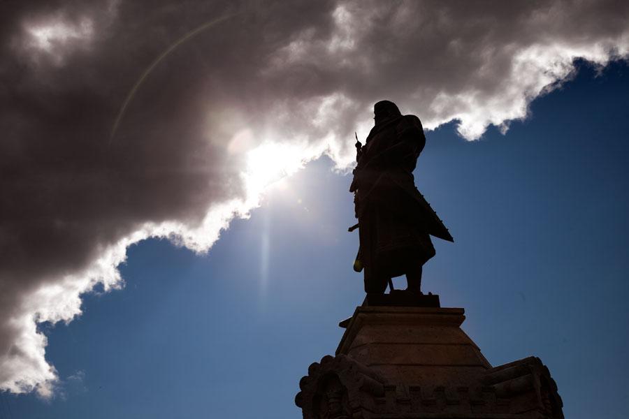No hay imagen disponible de Statue of Count Ansúrez