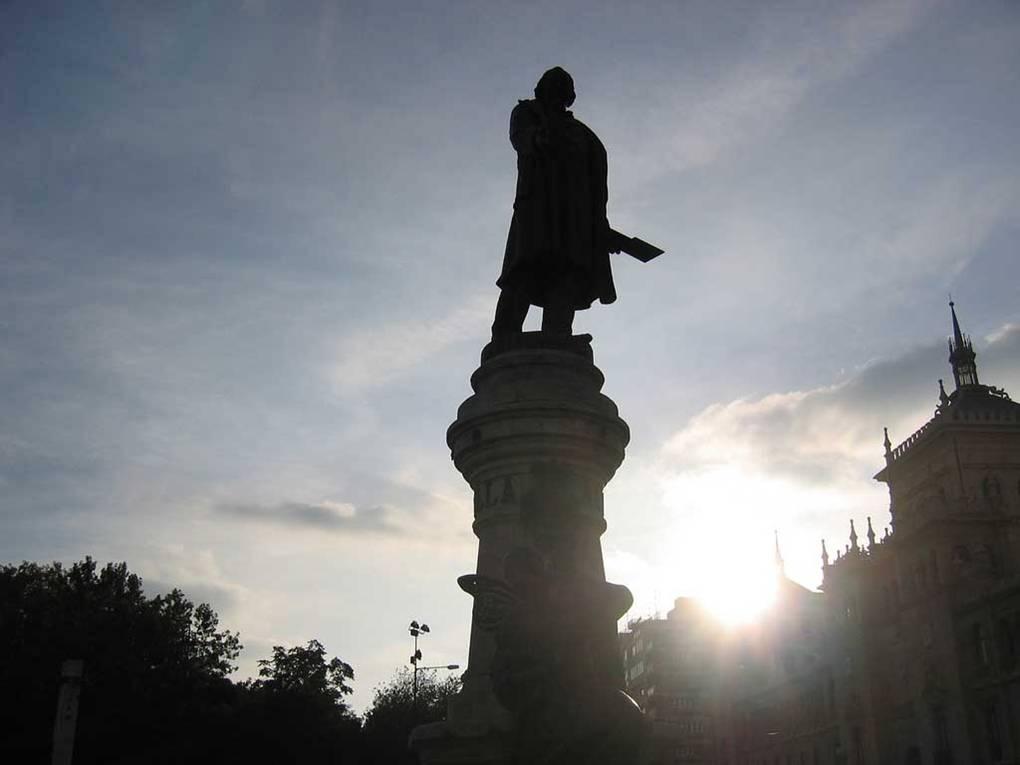 No hay imagen disponible de Estatua de José Zorrilla